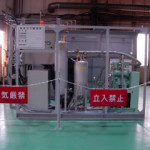 (株)岩崎工業 真空・加圧装置